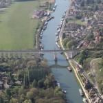 Pont-aqueduc de Moret-sur-Loing